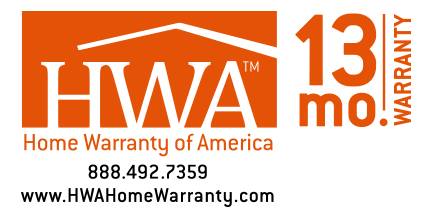 Home Warranty of America Logo