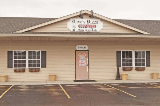 Dave's Pizza, Bartonville Illinois